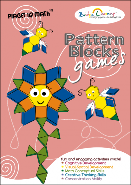 Pattern Blocks Puzzles