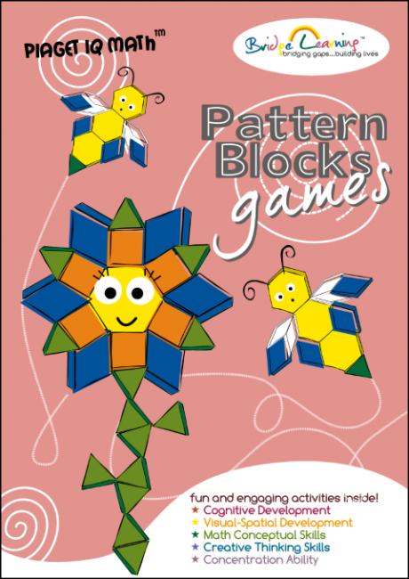 Pattern Blocks Puzzles